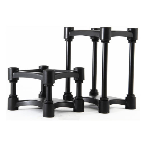 IsoAcoustics | ISO-155 | MK2 | Studio Monitor Isolation Stands (Pair) - Gsus4