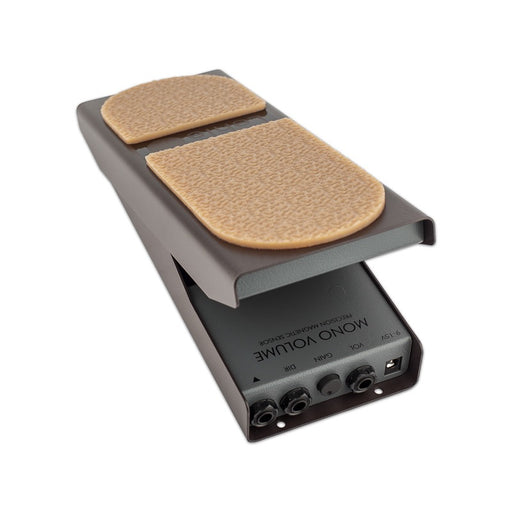 Lehle Mono Volume Pedal w/ Active Precision Magnetic Hall Sensor