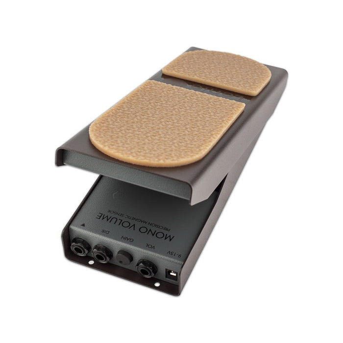 Lehle | Mono Volume Pedal | w/ Active Precision Magnetic Hall Sensor - Gsus4