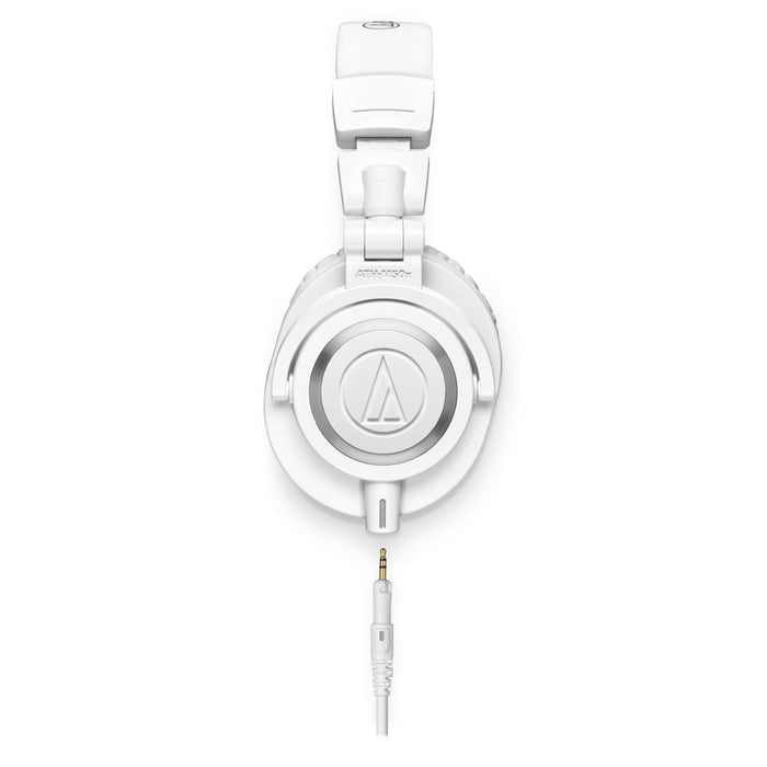 Audio Technica ATH M50X - Professional Studio Monitor Over-Ear Headphones