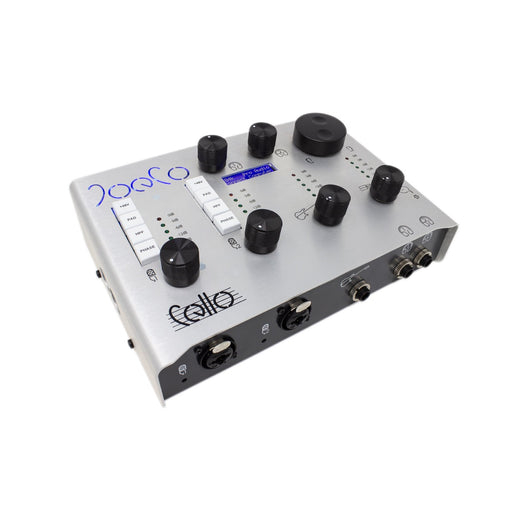 JoeCo | Cello Audio Interface | w/ 384kHz Top+ Algorithm  | JoeCo Preamps - Gsus4