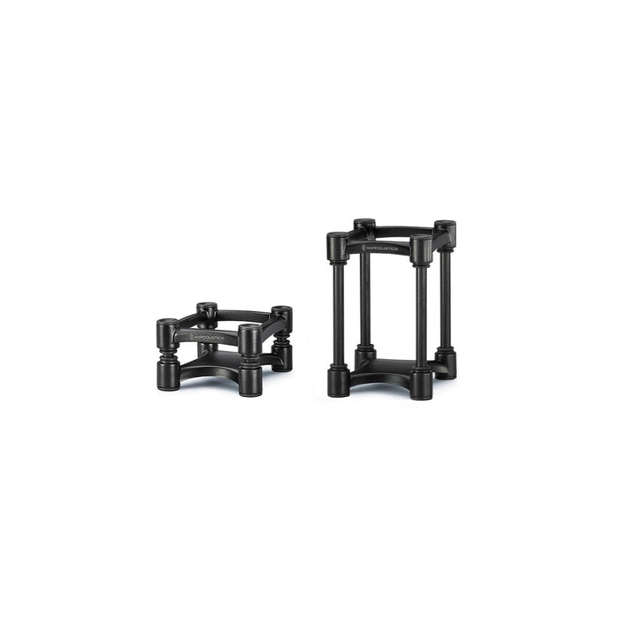 IsoAcoustics ISO L8R200 Studio Monitor Isolation Stands - (Pair)