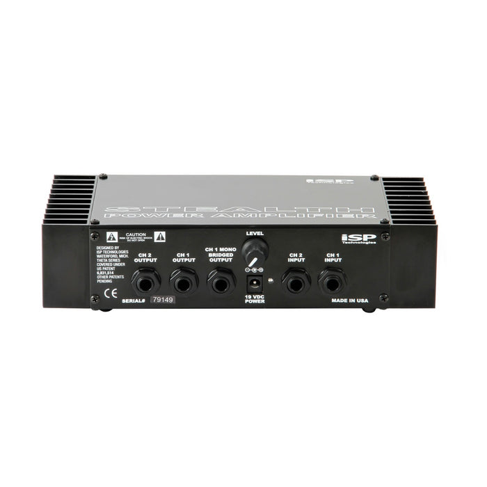 ISP Technologies | 180W Stealth Pro Power Amp