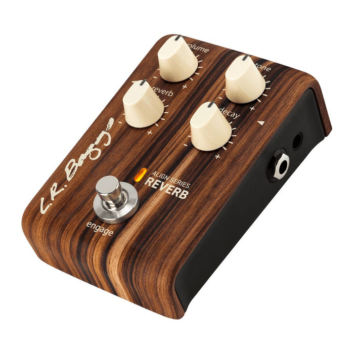 LR Baggs Align Series - REVERB - All Analog & Voiced for Acoustic Instruments Pedal by LR Baggs - Gsus4