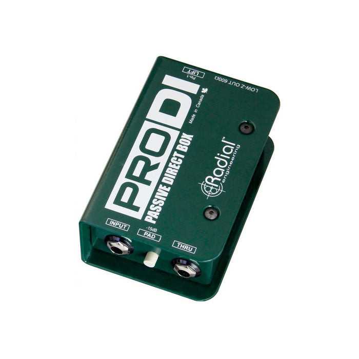 Radial | ProDI | Di Box w/ Eclipse ETDB2 Transformers