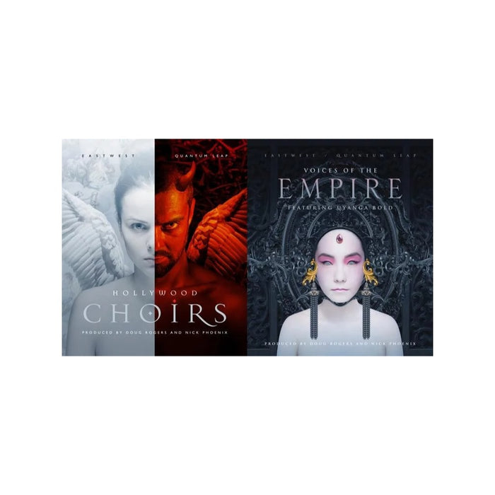 EastWest | Hollywood Choirs & Voices of the Empire | Bundle | Diamond Edition
