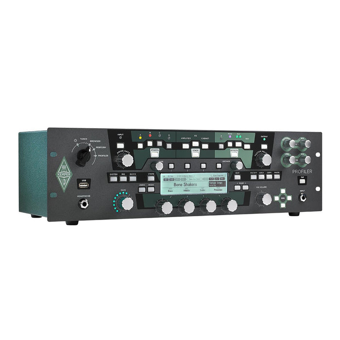 Kemper | PowerRack | Rackmount 600W Powered Profiling Amp - Gsus4