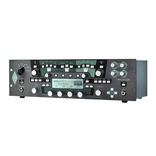 Kemper | PowerRack & Remote Bundle | Rackmount 600W Powered Profiling Amp