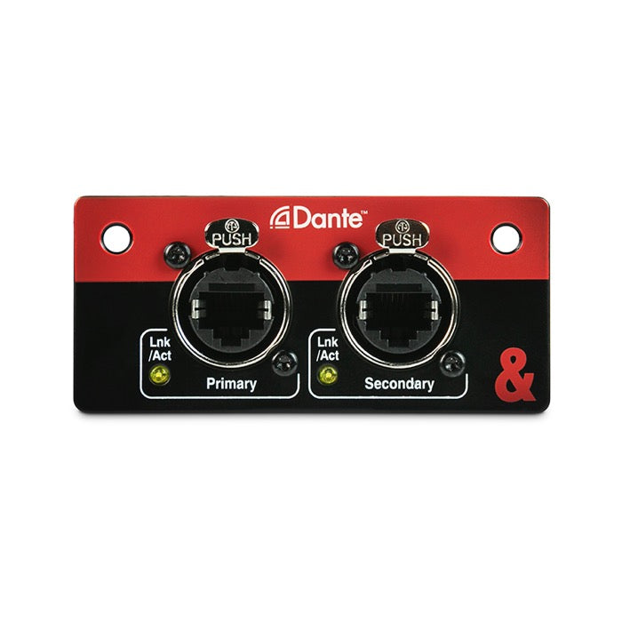 Allen & Heath | SQ DANTE | Dante® Module for SQ Mixers