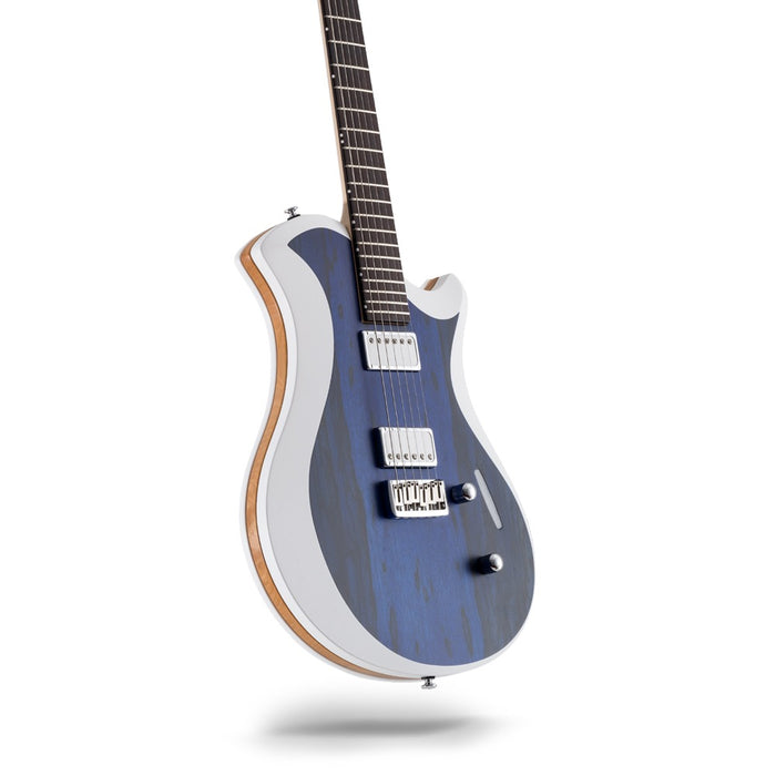 Relish Guitars | Mary One | African Marble | Made in Swiss | Unparalleled Tonal Versatility - Gsus4
