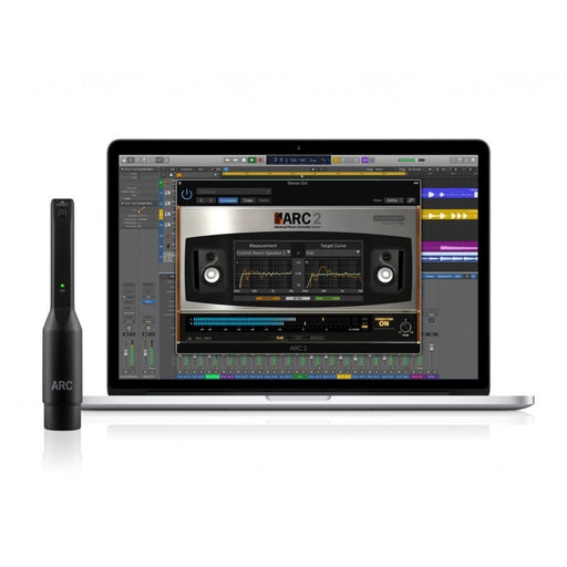 IK Multimedia | ARC System 2.5 | w/ MEMS Microphone | Advanced Room Correction System
