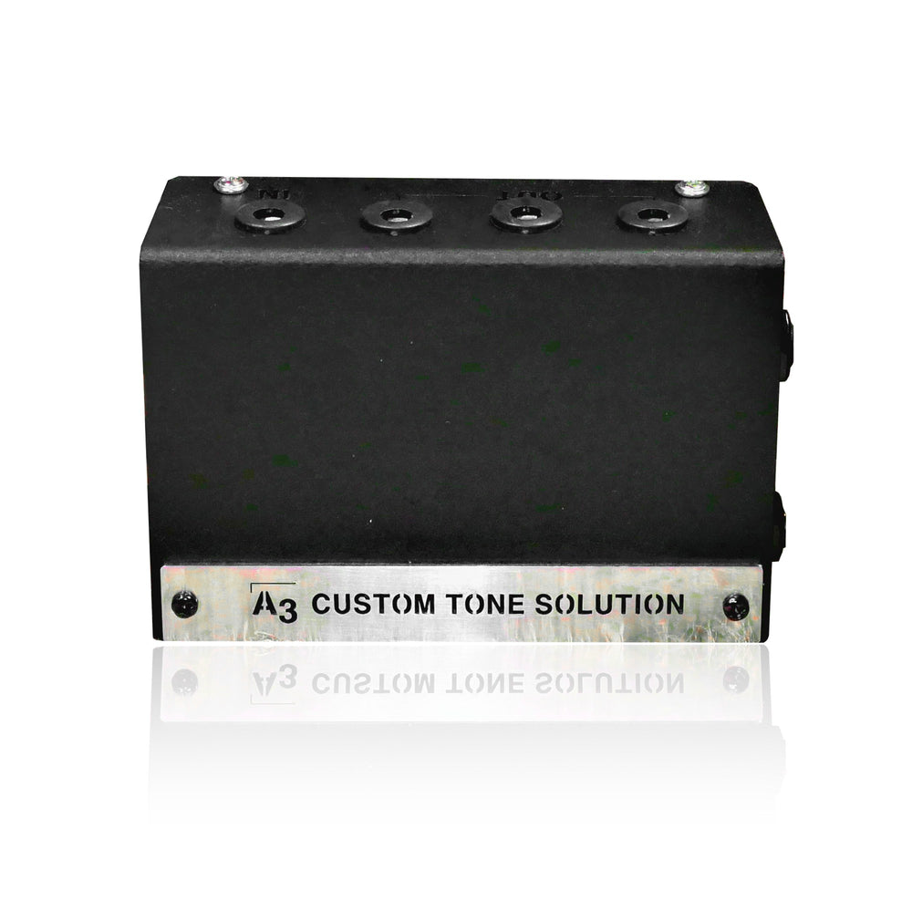 A3 Stompbox | Tone Solution | Spark Joy in Your Tone !