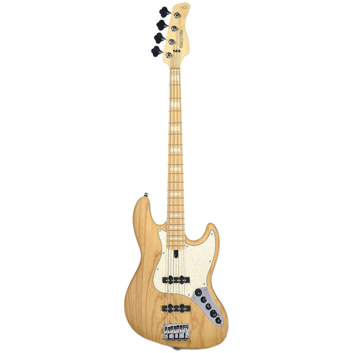 SIRE Marcus Miller | 2nd Gen | V7 | 4 String Jazz Bass NT | W/ Gig Bag