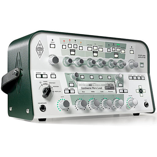 Kemper | Profiler Head | Profiling Amp Head | White - Gsus4