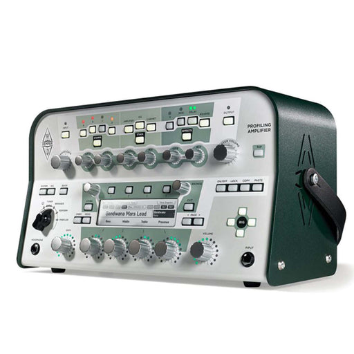 Kemper | Profiler Head | Profiling Amp Head | White