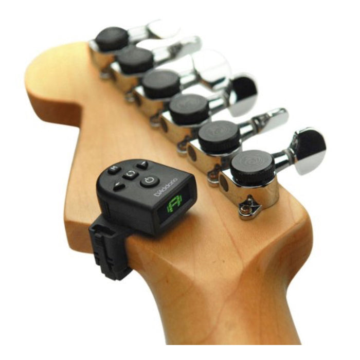 D'Addario PW-CT-12 Planet Waves NS Micro Universal Clip-On Tuner Tuner by D'Addario - Gsus4