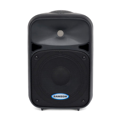 "Samson Auro D208 - 200W 2-Way Active 8"" PA Speaker - Gsus4"
