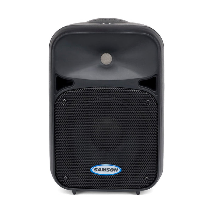 "Samson Auro D208 - 200W 2-Way Active 8"" PA Speaker PA Speaker by Samson - Gsus4"