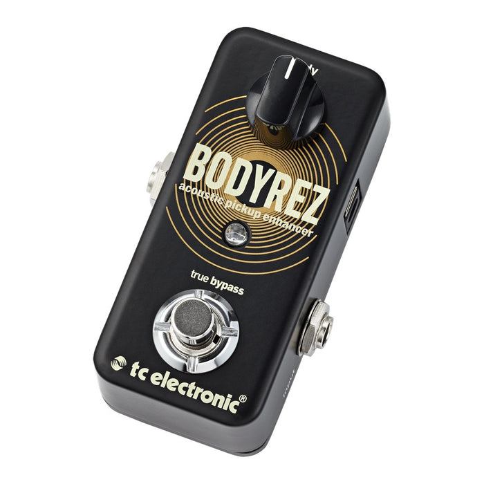 TC Electronic BODYREZ Acoustic Pickup Enhancer - Gsus4