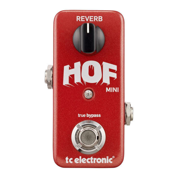 TC Electronic HALL OF FAME MINI Reverb w/ TonePrint (HOF MINI)