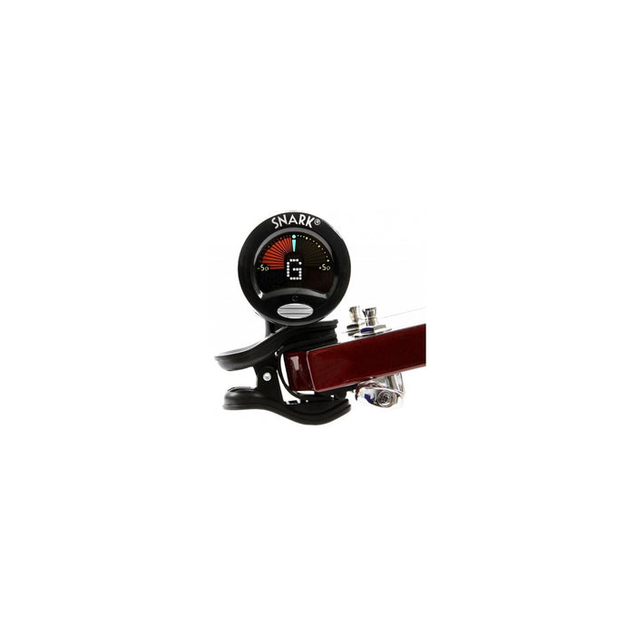 Snark SN-5X Chromatic Clip-On Tuner - Black Tuner by Snark - Gsus4