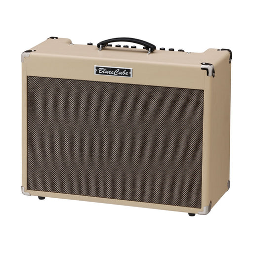 "Roland Blues Cube Artist 80W 1x12"" Combo Amp - Blonde Electric Amp by Roland - Gsus4"