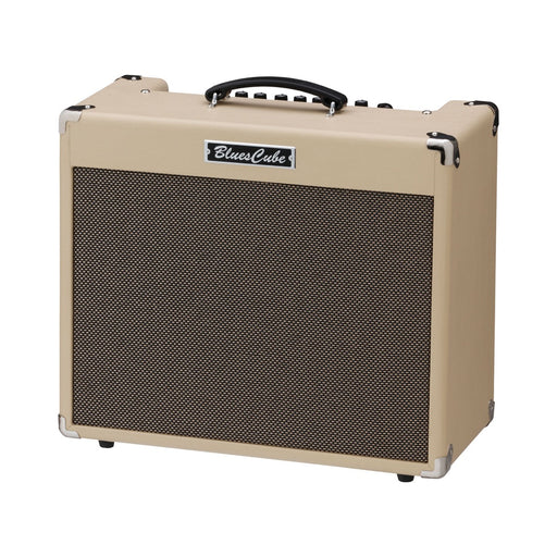 "Roland Blues Cube Stage 60W 1x12"" Combo Amp - Blonde Electric Amp by Roland - Gsus4"