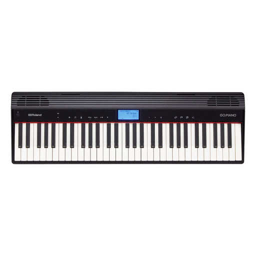 Roland GO:PIANO GO-61P Ivory Feel 61-Key Portable Piano (GO61P) GOPiano