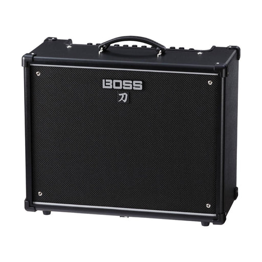 "BOSS KATANA-100 - 100W 1x12"" Combo Amplifier w/ On-Board Effects Electric Amp by BOSS - Gsus4"