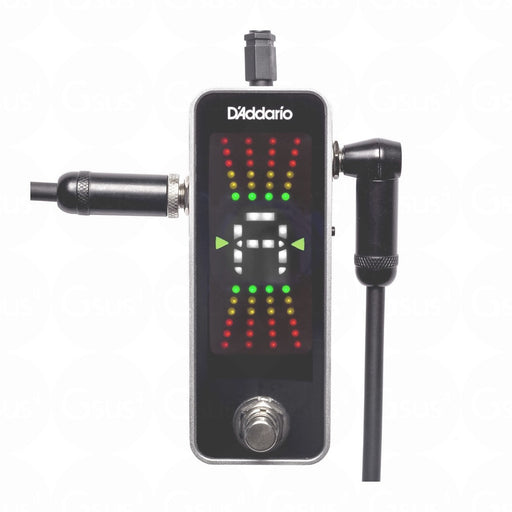 D'Addario PW-CT-20 Chromatic Pedal Tuner Tuner by D'Addario - Gsus4