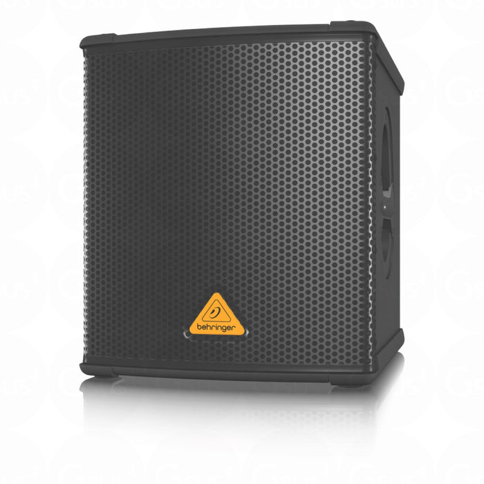 "Behringer Eurolive B1200D-Pro Active 500W 12"" PA Subwoofer w/ Built-in Streo Crossover - Gsus4"