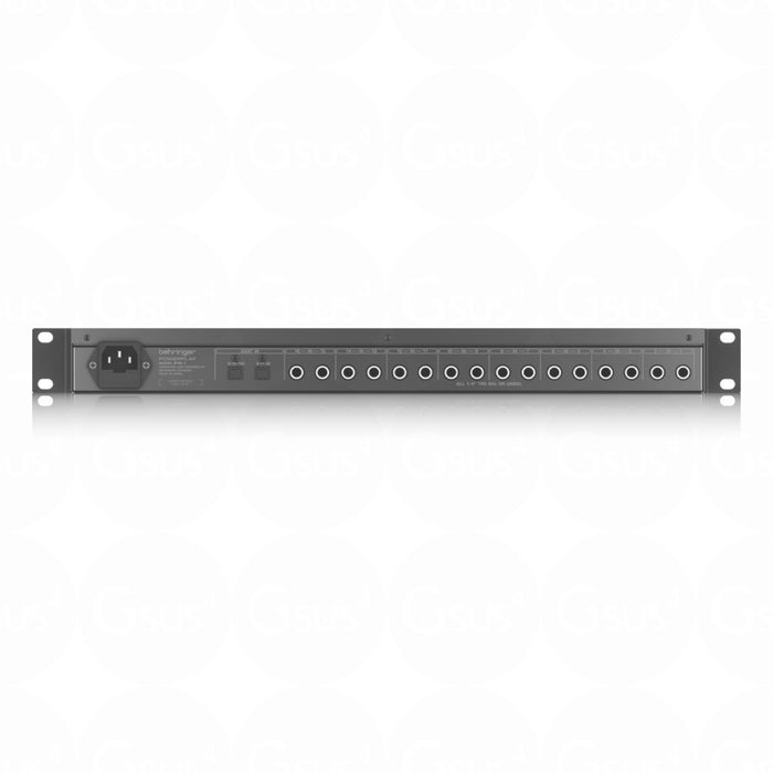 "Behringer Powerplay P16-I 16Ch 19"" Input Module with Analog and ADAT Optical input In-Ear Monitor by Behringer - Gsus4"