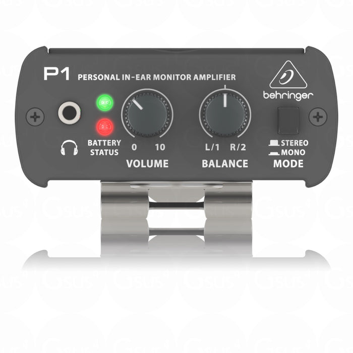 Behringer Powerplay P1 Personal In-Ear Monitor Active Amplifier - Gsus4
