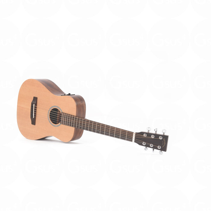 Sigma TM-12E Travel Guitar Series - Acoustic Electric w/ GigBag Acoustic Guitar by Sigma - Gsus4