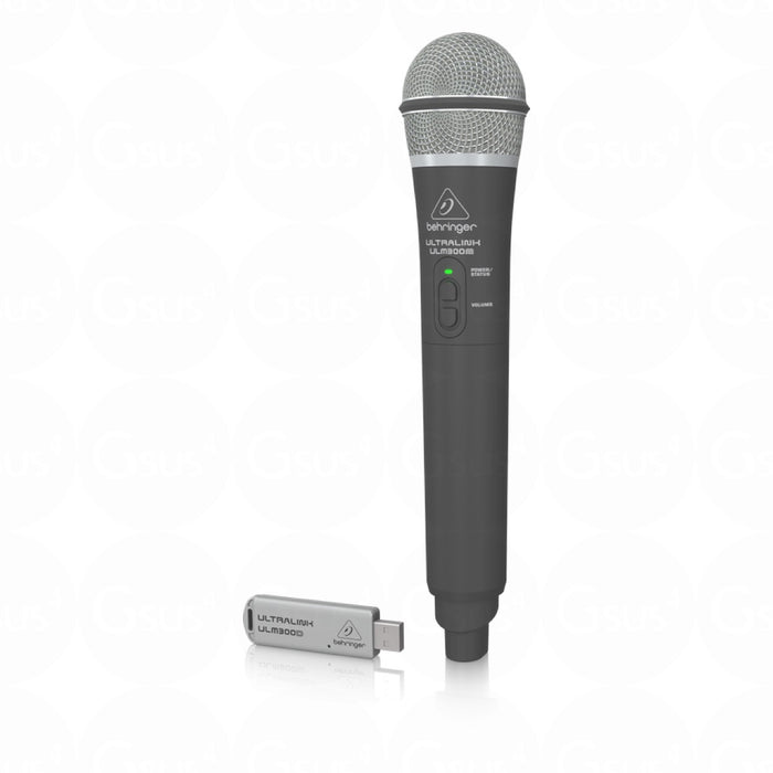 Behringer Ultrilink ULM300USB Wireless Microphone System - Gsus4