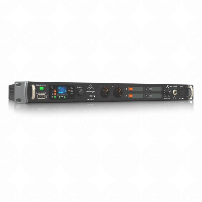 Behringer X32 Core | 40-Input 25-Bus Digital Mixing Console - Gsus4