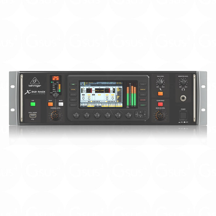 Behringer X32 Rack | 40-Input 25-Bus Digital Mixing Console - Gsus4
