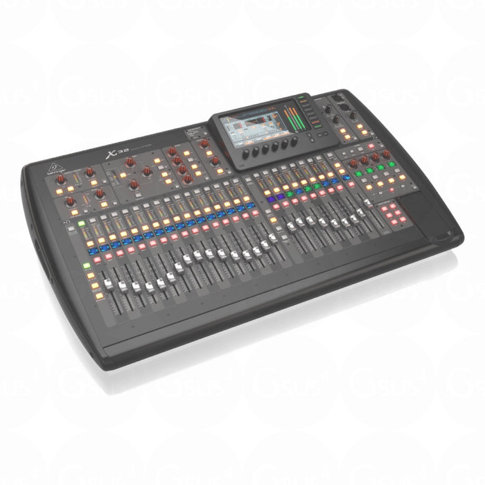 Behringer X32 Full Size | 40-Input 25-Bus Digital Mixing Console - Gsus4
