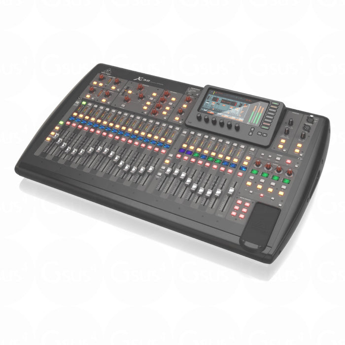 Behringer X32 Full Size | 40-Input 25-Bus Digital Mixing Console Live Mixer by Behringer - Gsus4