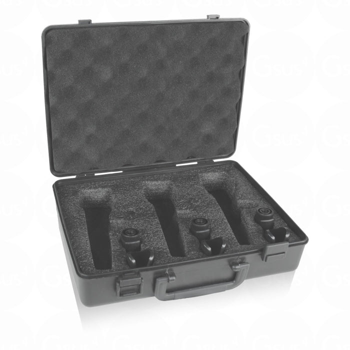 Behringer Ultravoice XM1800S Dynamic Cardioid Microphones (Set of 3) - Gsus4