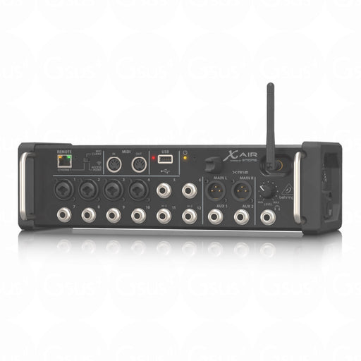 Behringer X Air XR12 | 12-Input Digital Mixer for iOS/Android Live Mixer by Behringer - Gsus4