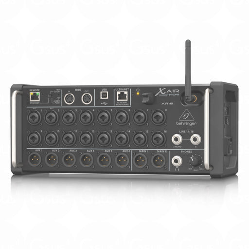 Behringer X Air XR18 | 18-Input Digital Mixer for iOS/Android Live Mixer by Behringer - Gsus4