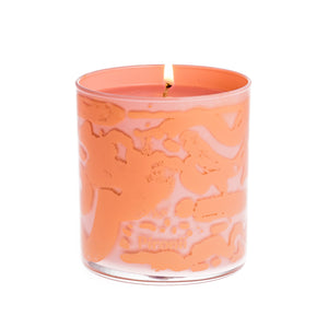 Natural Sea Salt and Orchid Candle