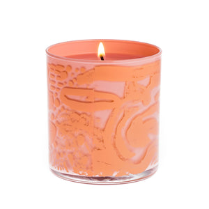 sea salt and orchid candle