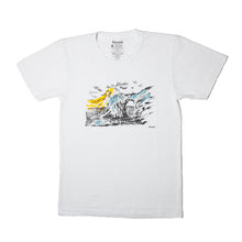 Load image into Gallery viewer, The Big Sur Coast Unisex Recycled Tee