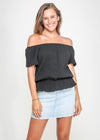 ADA TOP - BLACK