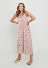 PAT JUMPSUIT - BOHO ROSE