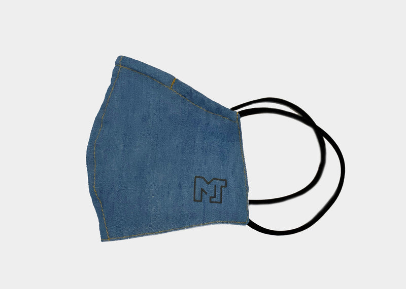 FREEDOM FACE COVERING - LIGHT DENIM MJ