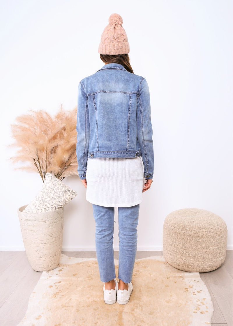 MIFFY DENIM JACKET