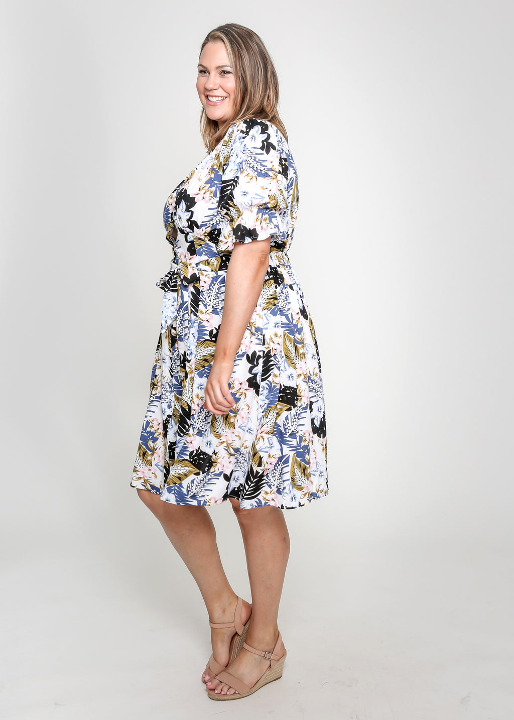 PREA DRESS - LILICA PRINT